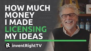 Download How Much Money I Made Licensing My Ideas Video
