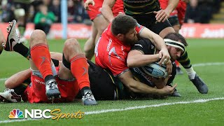 Download Gallagher Premiership Rugby Round 13 highlights | NBC Sports Video