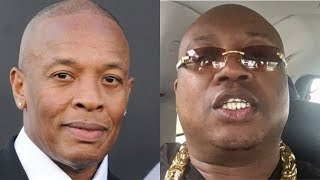 Download E-40 Speaks On Why He Never Worked With Dr Dre | Throwback Hip Hop Beef! Video