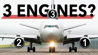 Download Three Engined Aircraft, what happened? Video