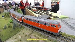 Download IMA Köln 2018 Spur-G-Anlagen Internationale Modellbahnausstellung Video