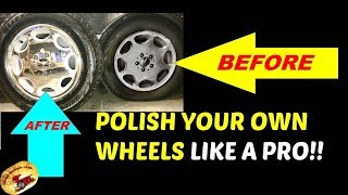 Download AMAZING Wheel/Rim Polishing Method Video