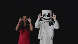 Download Marshmello x Juicy J - You Can Cry (Ft. James Arthur) (Sign Language Video) Video