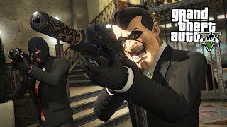 Download BIGGEST BANK ROBBERY!! (GTA 5 Online Heists) Video