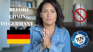 Download THINGS TO KNOW BEFORE COMING TO GERMANY Video