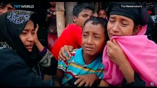 Download The Newsmakers: Rohingya crisis Video