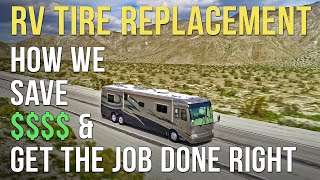 Download Saving 💰On RV Tires - And Getting The Job Done Right Video