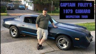 Download Captain Foley's 1979 Camaro Inspection Tour Video