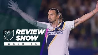 Download Zlatan's Brace and Patrick Vieira's Last Game | Week 15 Video