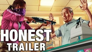 Download GRAND THEFT AUTO ONLINE (Honest Game Trailers) Video