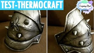 Download [TEST] Thermocraft & Black Gesso Spray Pebeo (Azure Cosplay) Video