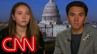 Download David Hogg to Santorum: CPR won't help if you're shot Video