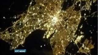 Download Irish language tweet..from space Video