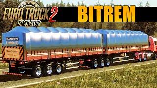 Download Euro Truck Simulator 2 - Viagem de Bitrem Graneleiro PT-BR Video