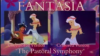 Download Fantasia ~ The Pastoral Symphony - UNCENSORED VERSION Video