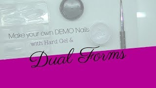 Download How to Make your own Demo Nails with Dual Forms Video