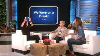 Download Courteney Cox Shows Off Her 'Friends' Knowledge Video