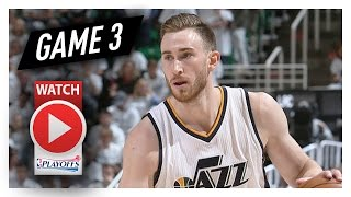 Download Gordon Hayward Full Game 3 Highlights vs Clippers 2017 Playoffs - 40 Pts, 8 Reb Video
