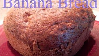 Download Banana Bread Recipe for Bread Machines Video