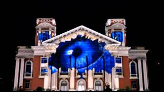 Download LG Electronics 3D Projection Mapping Video