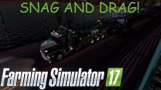 Download BIG RIG REPO! SNAG AND DRAG BABY! Farming Simulator 2017! #TeamScrunt Video