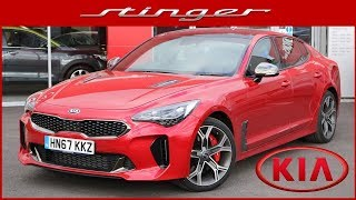 Download Kia Stinger GT-S - Drive it and be AMAZED ! Video