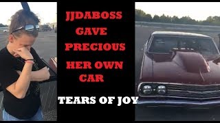 Download J J da BOSS GAVE PRECIOUS HER OWN RACE CAR Video