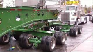 Download 18 wheeler is nothing new...but how about a 174 wheeler? Check this out! Video