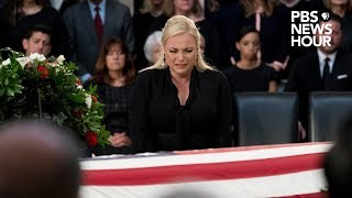 Download WATCH: Meghan McCain's complete eulogy for her father, John McCain Video