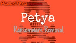 Download How to remove Petya Ransomware! Video