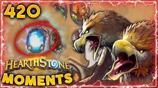Download Was that a Huge BUG or What..?? | Hearthstone Daily Moments Ep. 420 Video