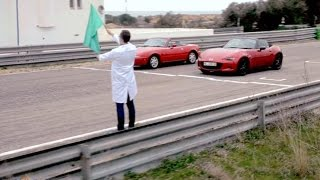 Download Mazda MX-5 Miata Showdown - Gen 1 vs Gen 4 Video