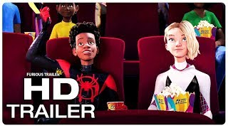 Download SPIDER-MAN: INTO THE SPIDER-VERSE Miles And Gwen Date Night Trailer (NEW 2018) Superhero Movie HD Video