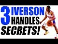 Download How To Dribble Like ALLEN IVERSON! 3 Secrets: Crossover, Highlights, Ankle Breakers Video