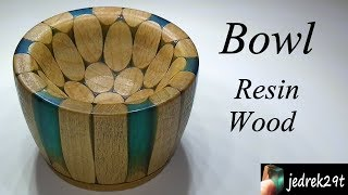 Download Bowl of Resin and Wood/Miska z Żywicy i Drewna Video