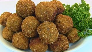 Download Betty's Tasty Turkey Croquettes (from Leftover Turkey) Video