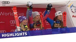 Download Eighth wonder of the season for Mikaela Shiffrin in Kranjska Gora GS | Highlights Video