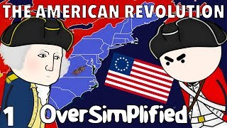 Download The American Revolution - OverSimplified (Part 1) Video