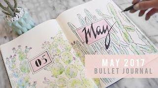 Download PLAN WITH ME - May 2017   Bullet Journal   ANN LE Video