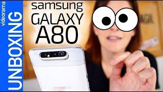 Download Samsung Galaxy A80 -el CAMALEON fotográfico- Video