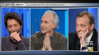 Download Marco Travaglio - Matteo Richetti - Massimo Cacciari / Otto e mezzo 8 nov 2016 Video