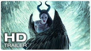 Download MALEFICENT 2 MISTRESS OF EVIL Trailer #2 Official (NEW 2019) Angelina Jolie Disney Movie HD Video
