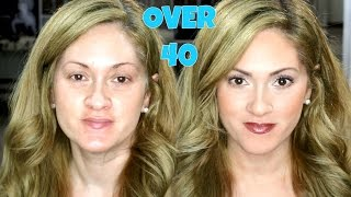 Download QUICK & EASY Everyday Makeup - OVER 40 Video
