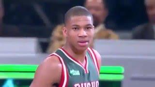 Download Giannis Antetokounmpo - 2015 NBA Slam Dunk Contest Video