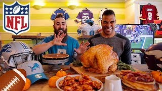Download The Thanksgiving Game Day Banquet (With Jason Bell & NFL UK) | C.O.B. Ep.41 Video
