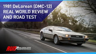 Download 1981 DeLorean DMC-12: Real world review and road test Video