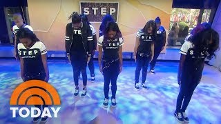 Download The Stars Of Inspiring New Film 'Step' Perform Live | TODAY Video
