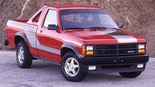Download Why The 1989 Shelby Dakota Was The First Performance Pickup Video