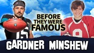 Download Gardner Minshew   Before They Were Famous   Biography   Jacksonville Jaguars Quarterback Video