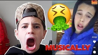 Download REACTING TO MY FIRST MUSICAL.LYS! 🤮 SO CRINGY 🤮 Video